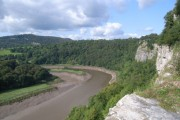 River Wye from Woodcroft
