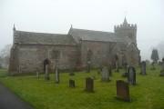 St Cuthbert's Church, north side, Edenhall