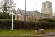 St. Matthew's church Normanton on Trent