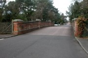 Bournemouth, Rothesay Road bridge