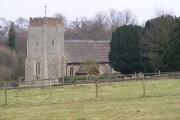 St.Mary's Church, Washbrook