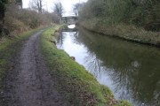 Macclesfield Canal near Brookledge Lane