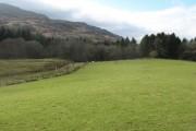 Farmland at Maes-coch