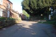 Church Lane, Checkley
