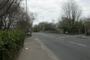 Bournemouth, Ensbury Bridge