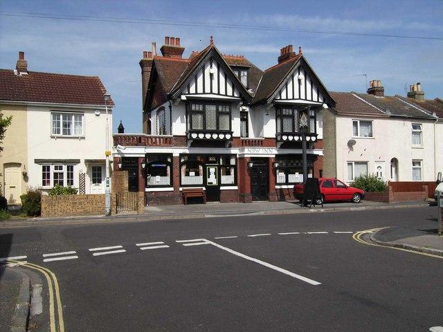 Pubs of Gosport - The New Inn (2007)