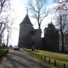 Castell Coch on St. David's Day 2009