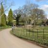 An attractive corner in Brockhampton