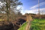 Bridge near Kilpeck
