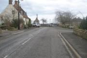 Paxton in Berwickshire