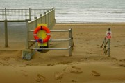 Disappearing steps at Ramsgate