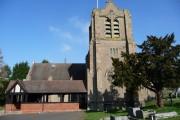 Holy Trinity and St Mary's church, Dodford