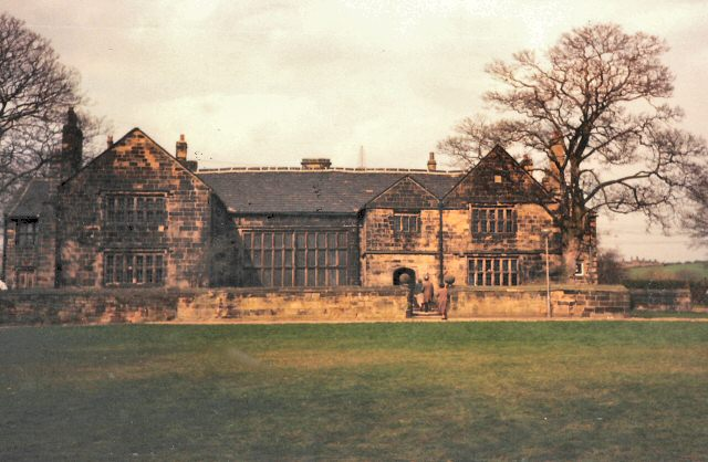 Oakwell Hall, Gomersal
