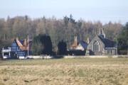 Bix Village from Common Field