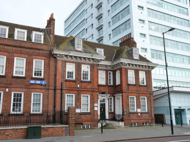 Wrencote House, Croydon