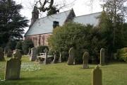 St Peter's Church, near Bradfield Green