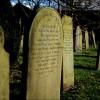 Gravestones, St Annes, Baslow