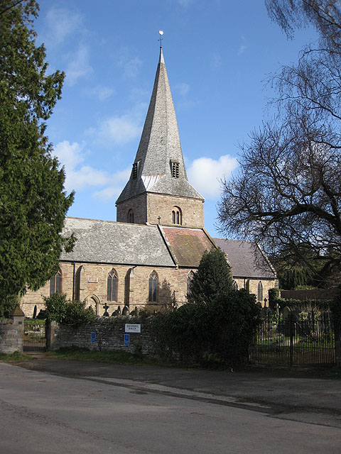 St. Mary's, Fownhope