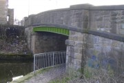 Whalley Road Bridge over the Leeds-Liverpool Canal