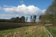 Farmland near Siding Lane
