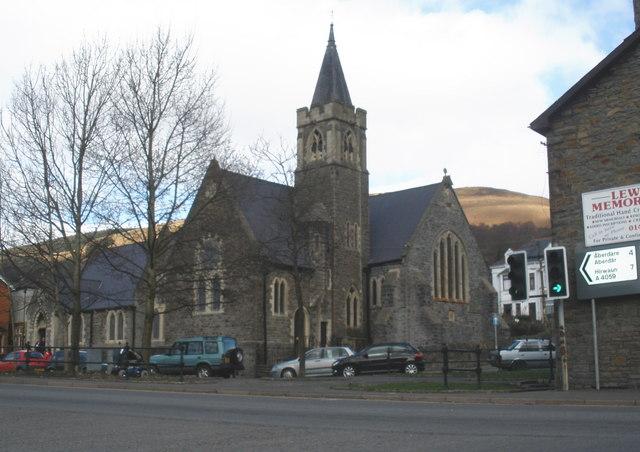 St Margaret's Church, Mountain Ash