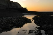 Sunrise on Peacehaven Beach