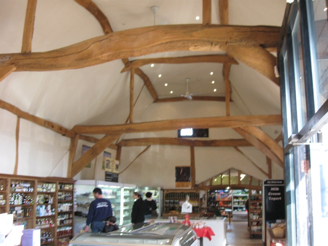 Converted Barn – Wilstone Little Farm – Farm Shop