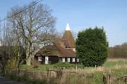 Forstal Farm Oast, Wilden Park Road, Staplehurst, Kent