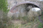 Ex-GWR skew bridge