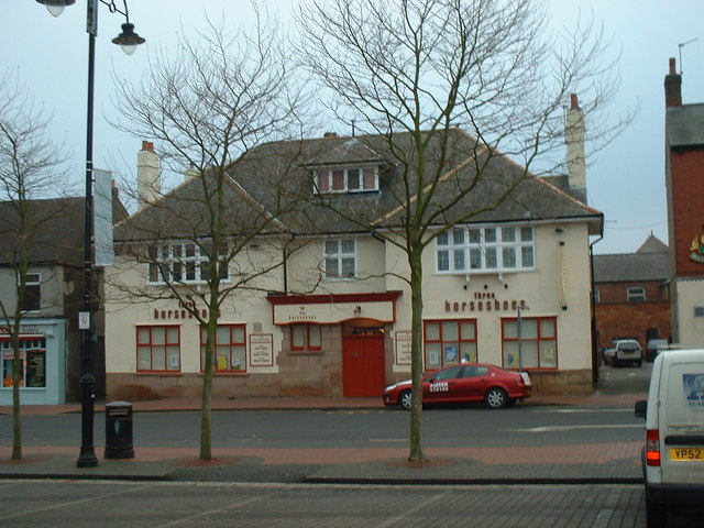 Former Three Horsehoes Pub