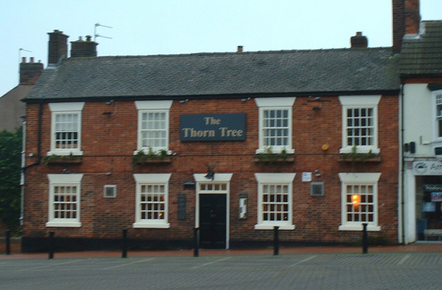 The Thorn Tree Pub