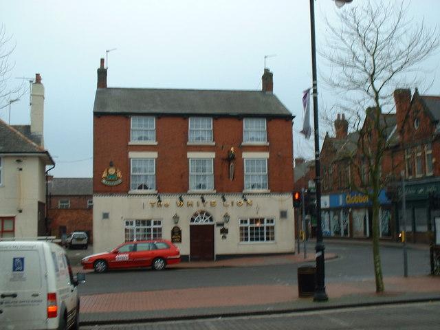The White Lion Pub