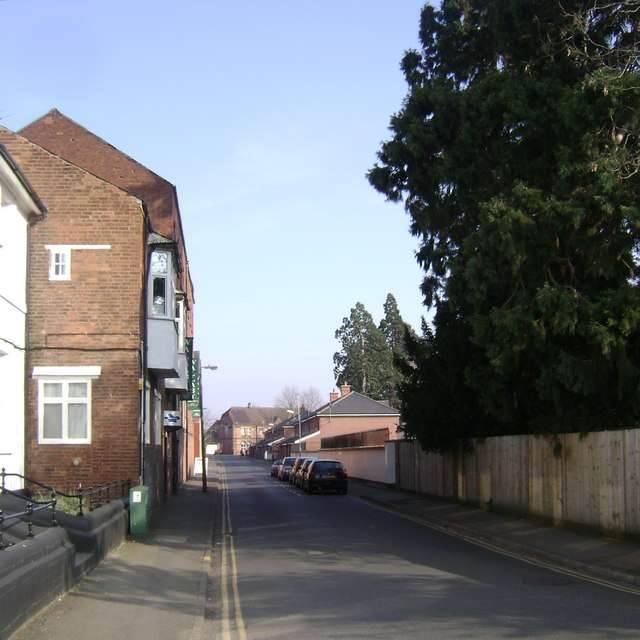 Wharf Street, Warwick