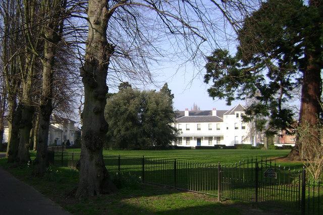 Emscote Lawn, Emscote Road, Warwick