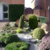Front garden, Dickins Road, Warwick