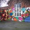 Peter Webster Centre Mural