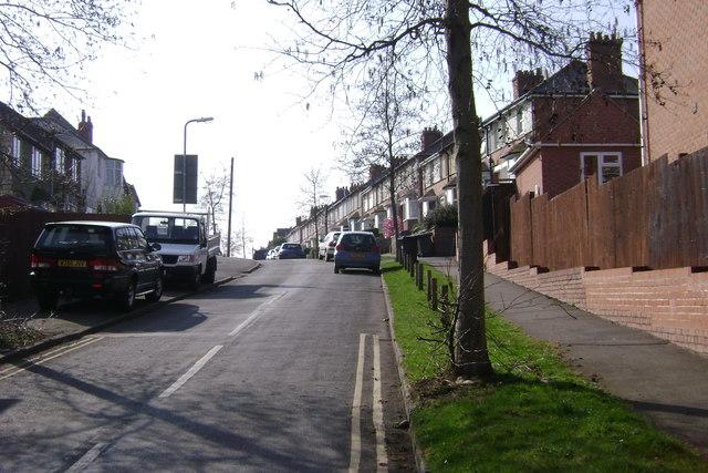 Beauchamp Road, Warwick