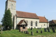 St Mary  Burstall