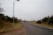Entering Gowanbank, Forfar