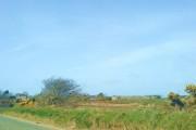 Farmland near Hayscastle