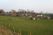 Woolston village, Somerset
