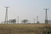 Power lines, Hareshaw