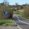 Lay by on the A38