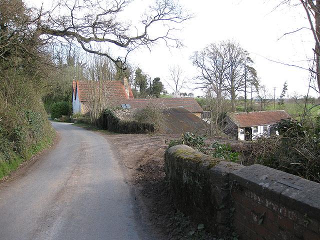Road to Blaisdon