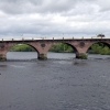 Perth Bridge over the River Tay