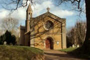 Holy Trinity: the parish church of Wareside