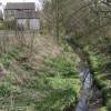 Stream near Ward Grove, Myton, Warwick