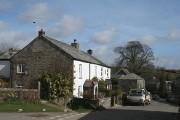 North Hill: village street
