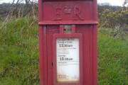 Pedna Carne Post box