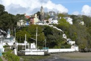Portmeirion - Village From Near the Hotel